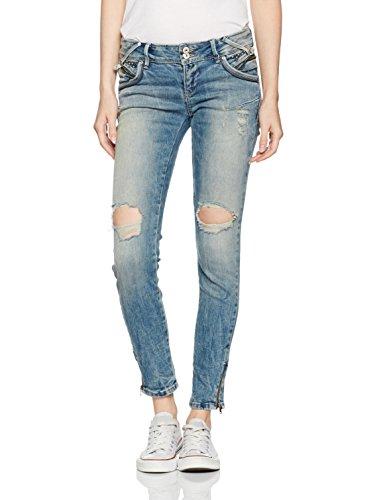 LTB Jeans Damen Rosella Slim Jeans, Blau (Lamer Wash 51070), W30 (Herstellergröße: 30) High Waisted Bootcut Jeans