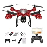 Goolsky S30W 2.4G 720P HD Telecamera Wifi FPV RC Quadcopter Selfie Drone con...