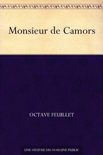 Couverture du livre Monsieur de Camors