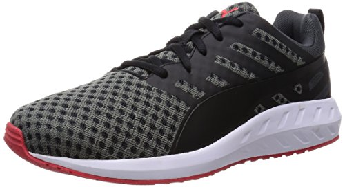 PUMA Flare - Zapatillas para hombre, color negro, talla 44