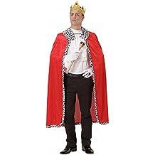 Widmann 00098 - Umhang und Krone König, 120 cm