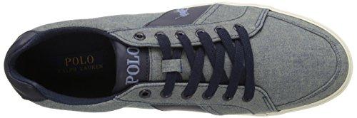 Polo Ralph Lauren Hugh-sk-vl Fashion Sneaker blue
