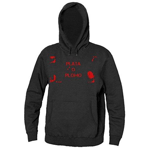 bloody-plata-o-plomo-artwork-mens-hooded-sweatshirt-small