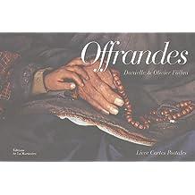 Offrandes : Livre cartes postales