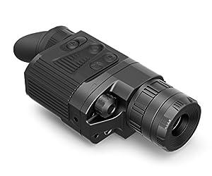 Pulsar Quantum Lite XQ30V Caméra Thermique Vision Nocturne Mixte Adulte, Noir