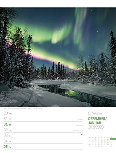 Skandinavien - Wochenplaner 2020, Wandkalender im Hochformat (25x33 cm) - Norwegen, Schweden, Finnland, Dänemark, Island - Wochenkalender mit Rätseln: Alle Infos bei Amazon