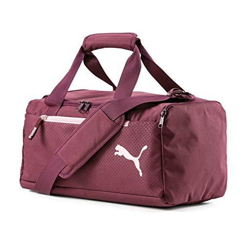 Puma Fundamentals Sports Bag XS Bolsa Deporte, Adultos Unisex, Vineyard Wine, OSFA
