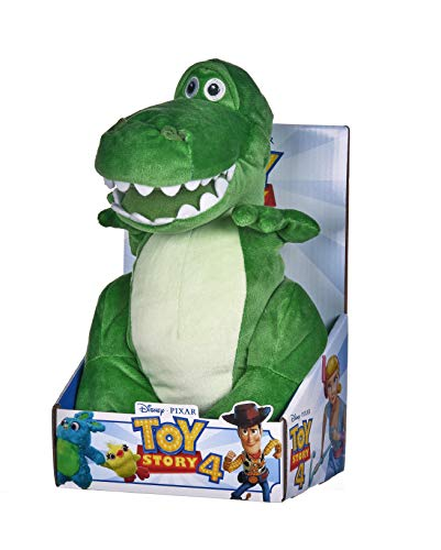 Posh Paws 37271 Disney Pixar Story 4 Rex - Peluche en Caja de Regalo