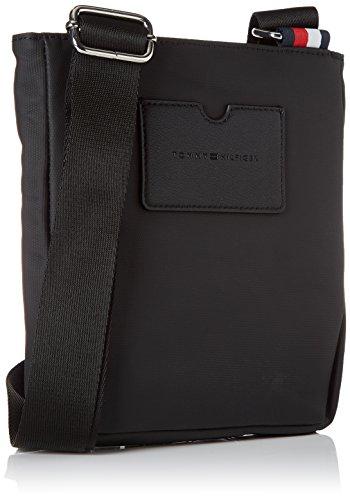 Tommy Hilfiger Elevated Uomo Cross Body Bag Nero Nero (Black)
