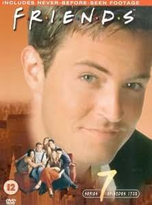 Friends, Series 7 - Episodes 17-20 [DVD] [1995]