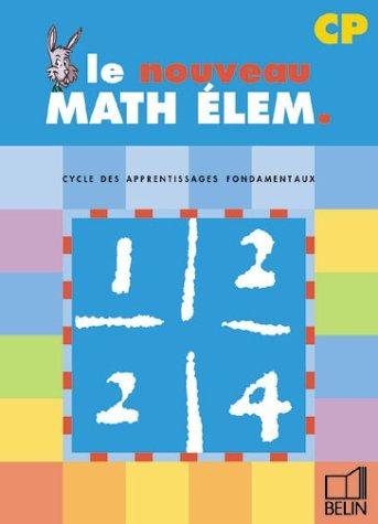 Math CP par Gérard Champeyrache, Denis Stoecklé