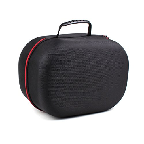 Koffer, FOKOM Wasserdicht Tragetasche Tragbare Tasche Handtasche Aufbewahrungstasche Aufbewahrungsbox Handkoffer Zubehör für DJI Goggles VR-Brille