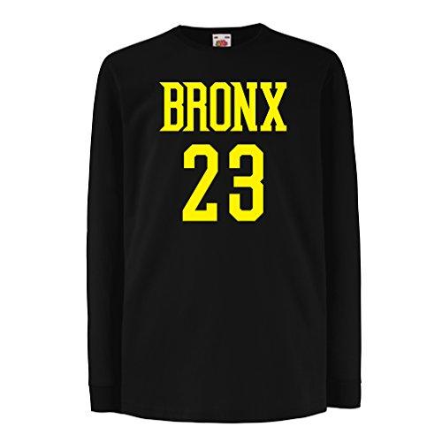 Lepni.me Camiseta Niño/Niña Bronx 23 Freestyle