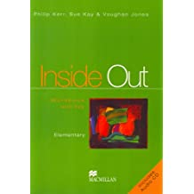 Inside Out - Workbook - Elementary - With Key and Audio CD