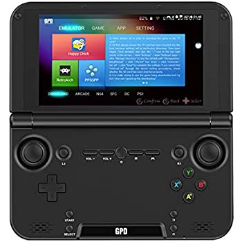 GPD XD Plus [LATEST HW Version] Android 7 Nougat Tablet with