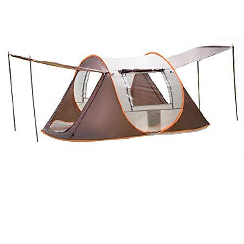 GFF LA6 Wurfzelte Freiluft-Schnellbootzelte Park Camping Regensichere automatische Zelte