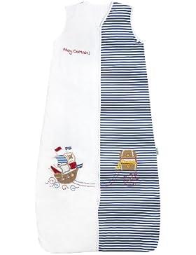 Schlummersack Ganzjahres Kinderschlafsack für Jangen Pirat in 2.5 Tog - erhältlich in verschiedenen Größen: von...