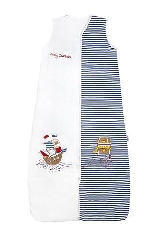 Schlummersack Ganzjahres Kinderschlafsack 2.5 Tog - Pirat - 150 cm/6-10 Jahre
