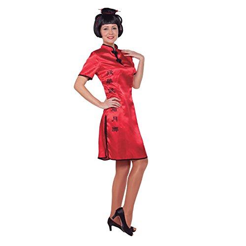 inese Girl Kostüm, groß (Chinesischen Männliche Kostüm)