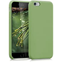 ddb23688628 kwmobile Funda para Apple iPhone 6 / 6S - Carcasa de [TPU] para teléfono