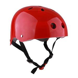 41D2ENNOUYL. SS300  - FLAMEER Universal Water Sport Helmet For Wakeboard Kayak Canoe Boat Drifting Sailing