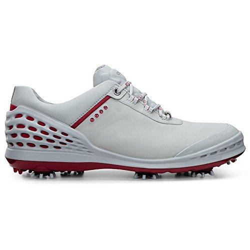 Ecco eccoecco Men 's Golf Cage Herren Golf-Schuhe 42 Grau/Schwarz (Schuhe Ecco Golf)