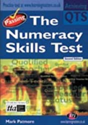 Passing the Numeracy Skills Test (Achieving QTS Series) by Mark Patmore (2001-01-15)