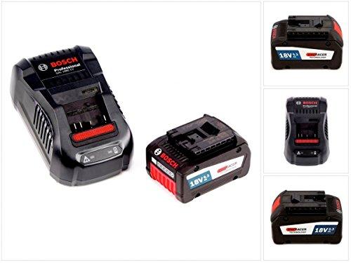 Preisvergleich Produktbild Bosch Starter Set GBA 18 V mit 1x 6,3 Ah / 6300 mAh EneRacer Professional Akku + GAL 1880 Ladegerät