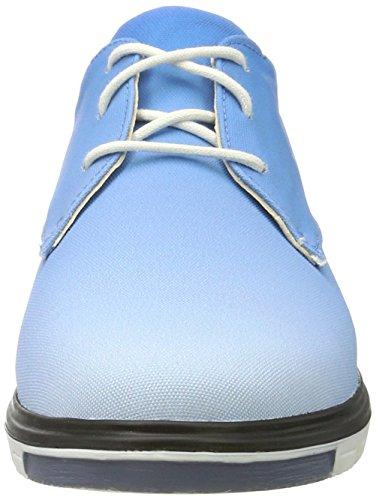 Ganter - Heya-h, Scarpe stringate Donna Blau (Blue)