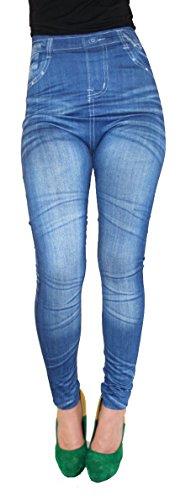 leggings in jeansoptik lidl