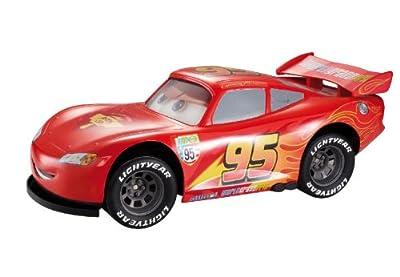 Cars - Mi gran amigo Rayo McQueen (Mattel BJK77) de Mattel