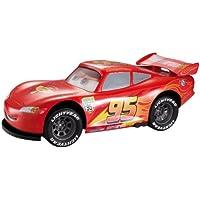 df10f0c79 Cars 2 - Mi gran amigo Rayo Mcqueen, 35 cm (Mattel BJK77)