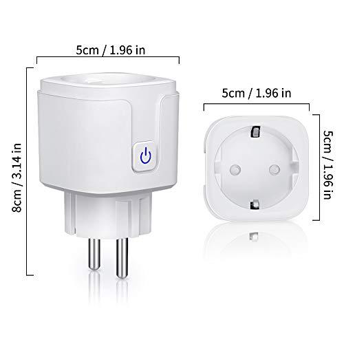 Une prise intelligente pour gérer au mieux vos appareils électriques - 41D2IrAwNPL - Une prise intelligente pour gérer au mieux vos appareils électriques