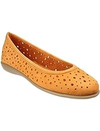 The Flexx New Passion - Chaussures d'été aérées en cuir - Femme