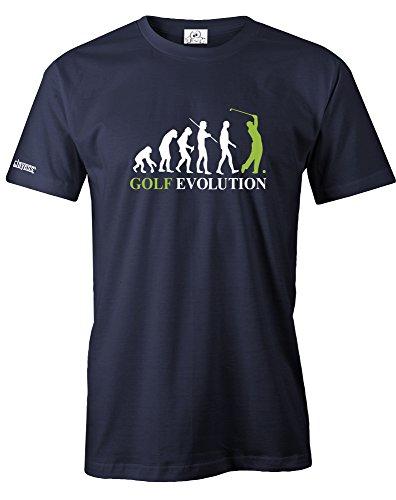 GOLF EVOLUTION - HERREN - T-SHIRT in Navy by Jayess Gr. XL