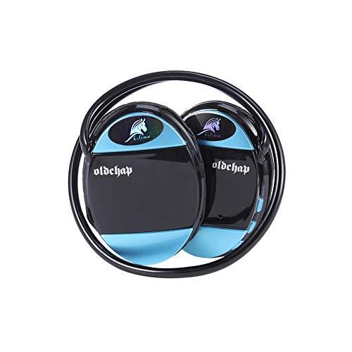 Kelima Q25 Auriculares Bluetooth estéreo Deportes Cuello Halter (Azul)