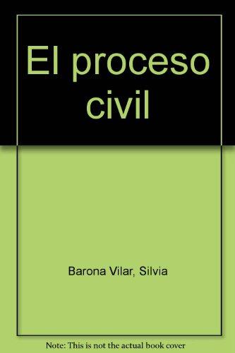 El proceso civil. 8 Volúmenes