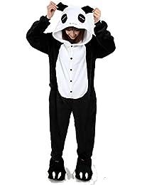 Yimidear® Unisex Adult Pyjamas Cosplay Tier Onesie Nachtwäsche Nachtwäsche