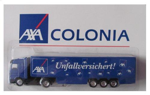 AXA Colonia Versicherung Nr. - Unfallversichert - MB Actros - Sattelzug