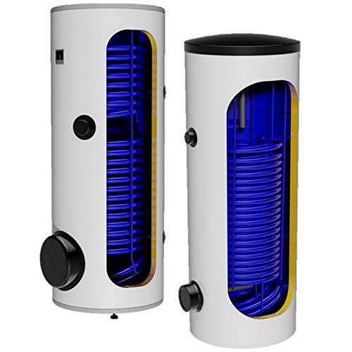 300 L Liter indirekt beheizter Warmwasserspeicher mit 1 Wärmetauscher Wärmepumpenspeicher Standspeicher Boiler
