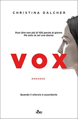 Vox - Edizione italiana (Italian Edition) eBook: Christina Dalcher ...