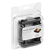 Durable 891300 Duracard Printing Set, For Duracard ID 300 with Colour Ribbon and 100 Standard Cards