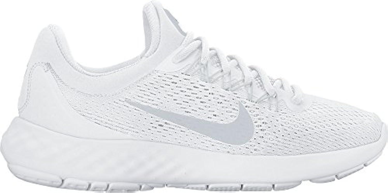 Nike Wmns Lunar Skye Lux – White/Pure Platinum de Off White, Multicolor, 9