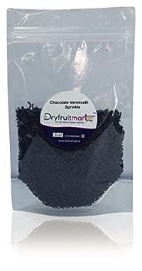 Dry Fruit Mart Chocolate Vermicelli Sprinkle, 250 Grams