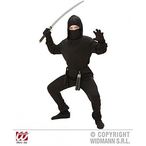 Einfaches Ninjakostüm