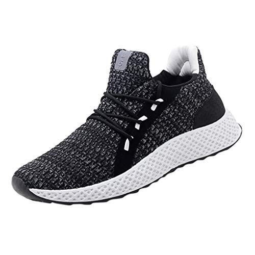 Schuhe Herren Sneaker | Sportschuhe Straßenlaufschuhe Sportschuhe atmungsaktiv rutschfeste Mode Freizeitschuhe