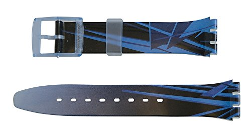 """Swatch Armband 17mm """"POINTS"""" AGN169"""