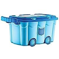 BabyJem Tekerlekli Oyuncak Kutusu