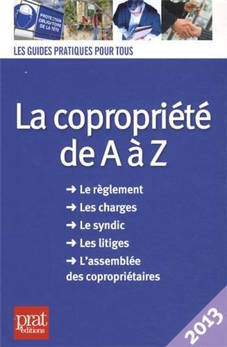 La copropriété de A à Z par Sylvie Dibos-Lacroux