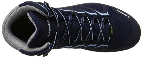 Lowa Damen Innox Gtx Mid Ws Wanderstiefel Blau (Navy/eisblau)